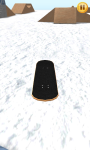 Finger Snowboard 3D screenshot 3/6