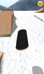 Finger Snowboard 3D screenshot 5/6