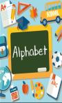 Genius Alphabet App screenshot 1/6