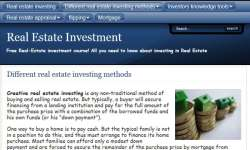 Real Estate Investment screenshot 2/4