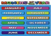 Learning Months Of The Year screenshot 2/4