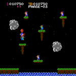 Balloon Fight Mega Game screenshot 1/4