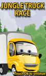 Jungle Truck Race screenshot 2/3