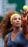 Serena Williams Live Wallpaper screenshot 1/3