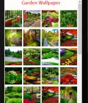 Garden Live Wallpaper Frames screenshot 2/6