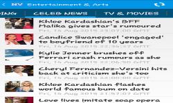NewsVibe screenshot 2/3