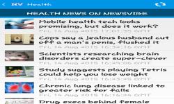 NewsVibe screenshot 3/3