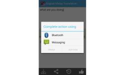 English Malay Translator screenshot 2/5
