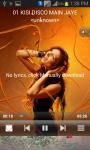 my mp3 music player screenshot 5/6