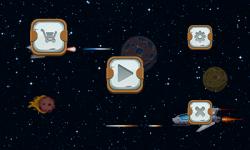 COSMO ASTEROID FLIGHT screenshot 2/3