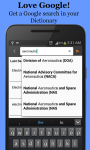Aeronautical Dictionary screenshot 3/6