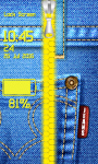 Jeans Zipper Lock Screen Best screenshot 5/6