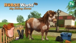 HorseWorld 3D Mein Reitpferd secure screenshot 6/6
