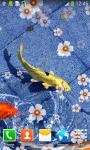 Koi Fish Live Wallpapers Free screenshot 4/6