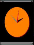 Simple Clock screenshot 1/1