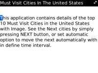 Must Visit Cities In USA screenshot 2/2
