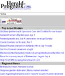 Herald-Progress screenshot 1/1