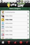World Cup Trivia Challenge screenshot 2/4