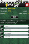 World Cup Trivia Challenge screenshot 3/4
