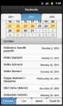 Indian Festival Calendar screenshot 3/4