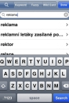 Audio Collins Mini Gem Czech-Russian & Russian-Czech Dictionary screenshot 1/1