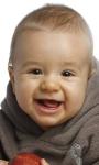 Cute Baby Wallpapers App screenshot 1/3