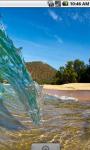Beach Surf Wave Live Wallpaper screenshot 1/4