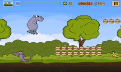 Hippo Rush screenshot 2/6