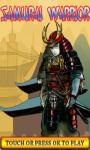 Samurai Warrior – Free screenshot 1/5
