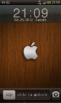 iPhone 4s Wood GO Locker XY screenshot 1/4