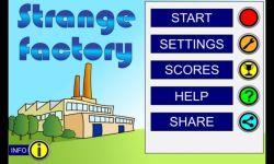 Strange Factory: Memory Game screenshot 2/6