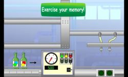 Strange Factory: Memory Game screenshot 3/6
