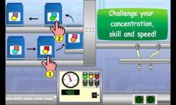Strange Factory: Memory Game screenshot 4/6