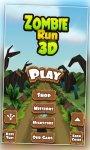 Zombie Run 3D  Road To Hell screenshot 1/4