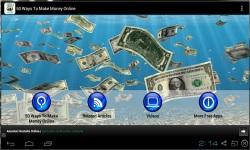 50 Ways To Make Money Online screenshot 1/3