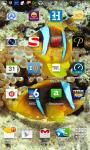 Clownfish In Water LWP screenshot 3/3