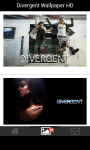 Divergent Wallpaper HD screenshot 1/3