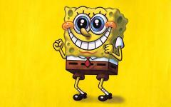 Sponbob Wallpaper Slideshow LIVE HD Amazing  Cute screenshot 3/6