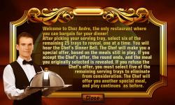 Deal Or No Deal Now Games screenshot 2/4