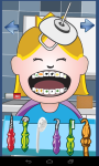 Crazy Dentist game for kids screenshot 2/2