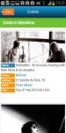 Barcelona Guide Weather Hotels screenshot 2/6