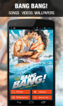 Bang Bang Movie Songs screenshot 2/4