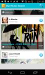 Fast Mp3 Downloader Player screenshot 3/3