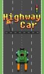 speedy highway car city ride Game screenshot 1/4