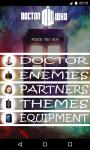 Doctor Who Soundboard screenshot 1/1