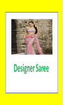 Designer Saree screenshot 1/1