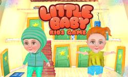 Little Baby: Kids Game screenshot 6/6