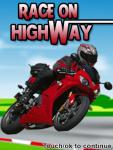 Race On Highway screenshot 1/3