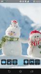 Snowman Christmas Wallpapers FREE screenshot 1/4