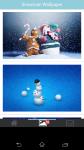 Snowman Christmas Wallpapers FREE screenshot 2/4